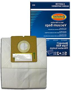 EnviroCare Replacement Micro Filtration Vacuum Bags for Hoov