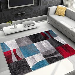TAPISO JAWA Collection Area Rug Rectangle Modern Design| Ide