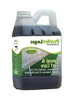 ProVetLogic Kennel Care, Pet Floor Cleaner, Synthetic Pet Tu