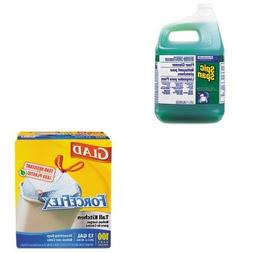KITCOX70427PAG02001 - Value Kit - Spic And Span Liquid Floor