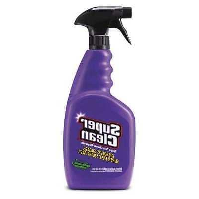 SuperClean 101786 Cleaner Degreaser - 32 oz. Trigger Spray B