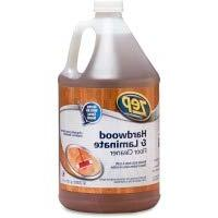 Zep Commercial 1041692 Hardwood and Laminate Cleaner, 1 gal
