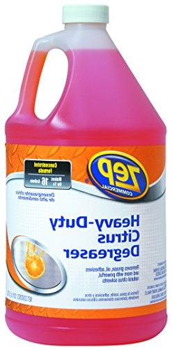 Zep Commercial 1046806 Citrus Cleaner and Degreaser, Citrus