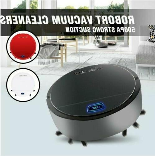 3 1 Robot Vacuum Cleaner Auto Cleaning Sweeper US