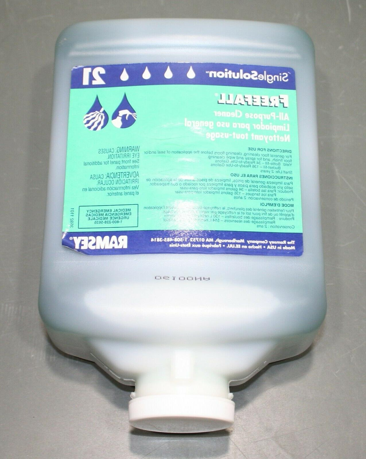 Free Fall All-Purpose Floor Cleaner 6103020,