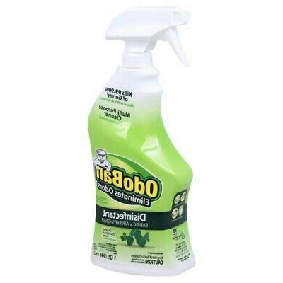 Odoban Odor Eliminator And Disinfectant Ready To Use Eucalyp