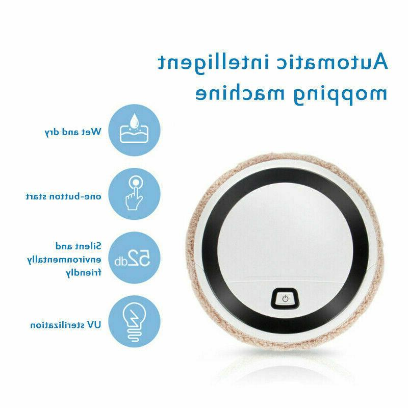 3in1 Auto Rechargeable Smart Robot Vacuum Dry/Wet Floor Mop