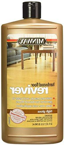 Minwax 609504444 Hardwood Floor Reviver 32 Ounce High