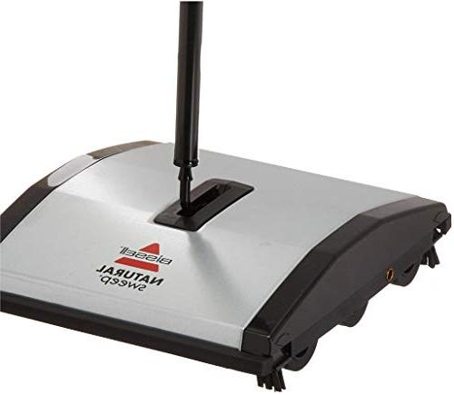 Bissell Natural and Floor with Dual Brush and 4 Edge Brushes, 92N0A