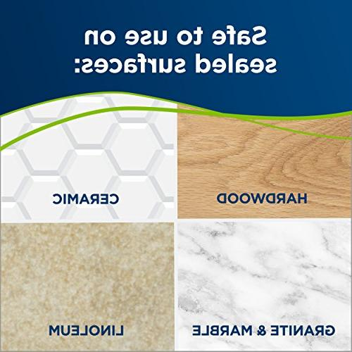 Bissell Mop and Cleaner Hardwood and Tile Floors, Mop Pads,