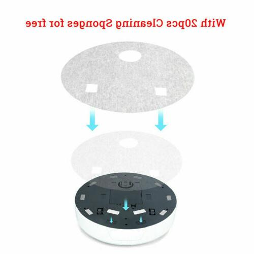 Automatic Smart Vacuum Cleaner Suction