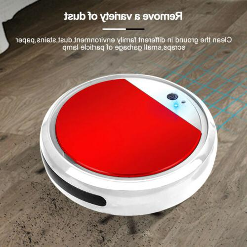 Automatic Vacuum Mop Sweeping