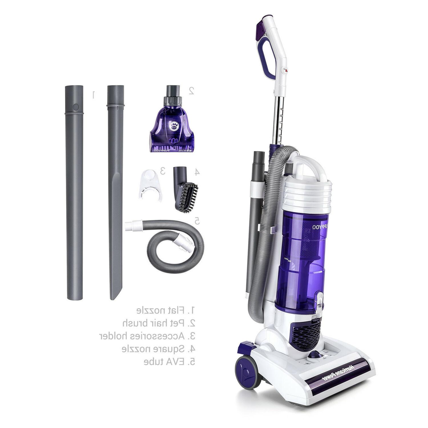 s7 bagless upright vacuum cleaner cyclonic lightweight