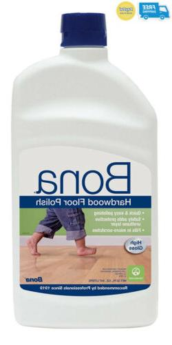 Bona® WP510051002 Hi-gloss Hardwood Floor Polish 32 Oz.