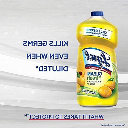Lysol Clean Sunflower,