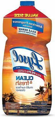Lysol Clean & Fresh Multi-Surface Cleaner, Hawaii Sunset, 48