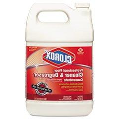 Clorox 30892 Professional Floor Cleaner & Degreaser Concentr