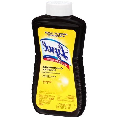 concentrate disinfectant