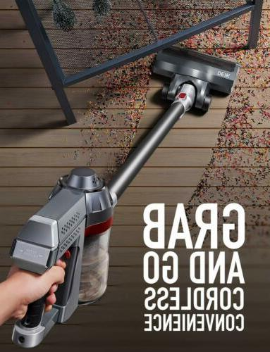 Cordless in Handheld Floor