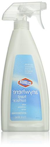 Clorox COX01683 Anywhere Sanitizing Spray 22 oz. Trigger Spr
