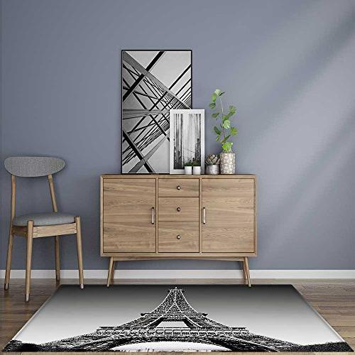 easy store rug monochrome black