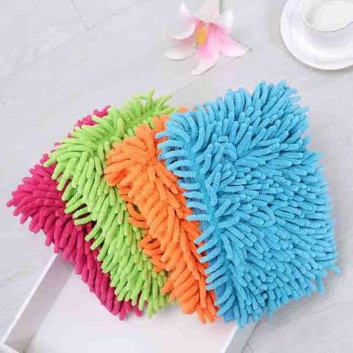 Flat Mop Household Floor Cleaner Microfiber Dust Cleaning Pa