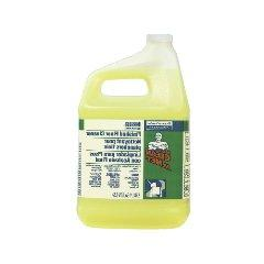Floor Cleaner, 1 gal., Lemon, Yellow, PK3