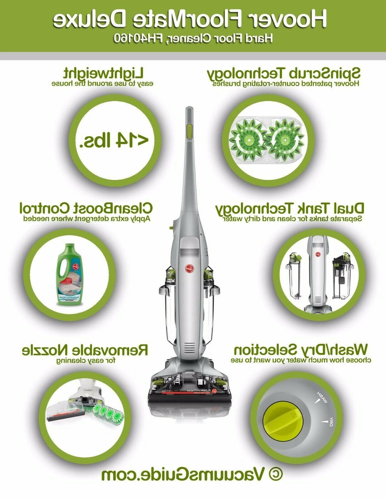 Hoover Floor Cleaner, Vacuum