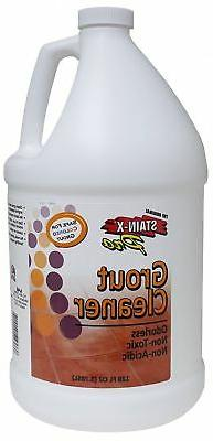 STAIN-X PRO Grout Cleaner - 128 oz