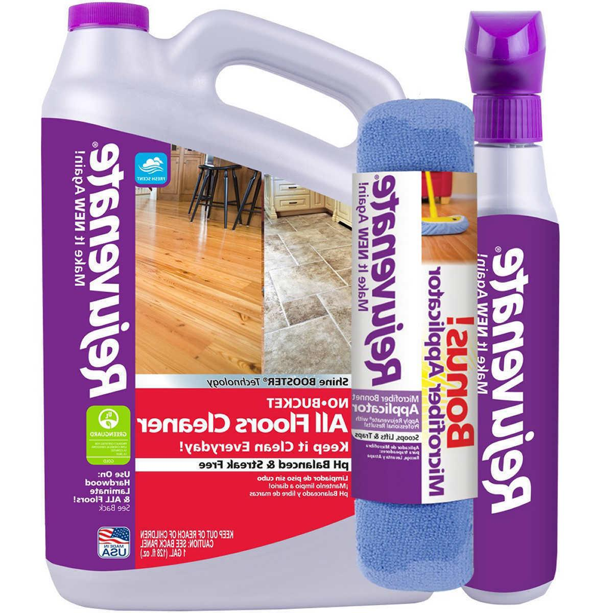 hardwood floor cleaner concentrate 128 oz refill