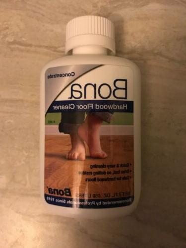 hardwood floor cleaner concentrate 2 fl oz