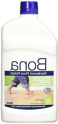 Bona Hardwood Floor Polish - HG, 32oz Pack of 2