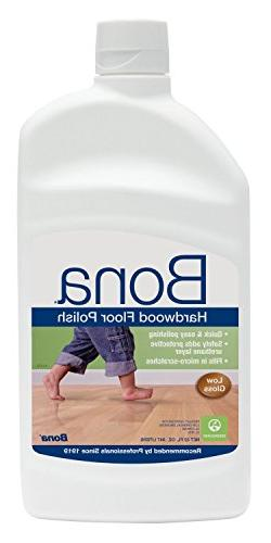 Bona Hardwood Floor Polish - Low Gloss, New Value Pack, Size