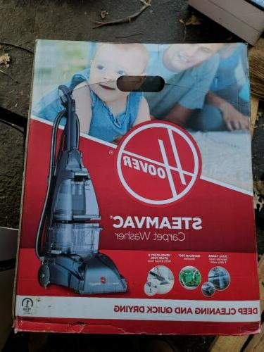 Hoover SteamVac Plus Carpet Cleaner with Clean Surge - F5914