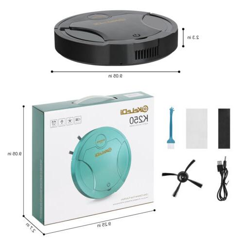 Intelligent Mopping Sweeping Robot Saution Cleaner Rechargable