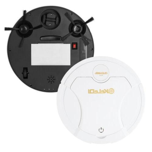 Intelligent Mopping Robot Vacuum Cleaner Rechargable