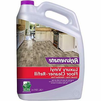 Luxury Vinyl Floor Cleaner 128oz 128