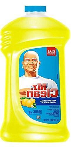 Mr. Clean Yellow