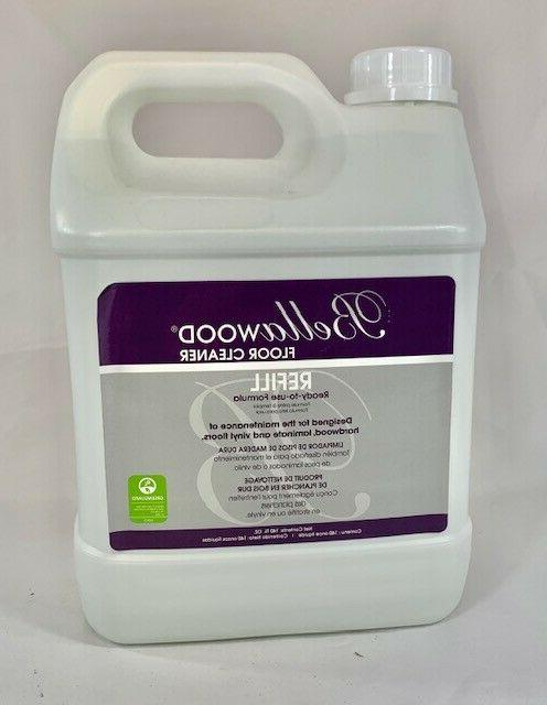 new hardwood floor cleaner 1 gallon ready