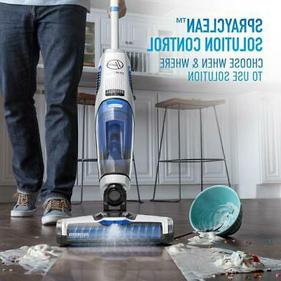 Hoover FloorMate Cordless Hard Battery Combo