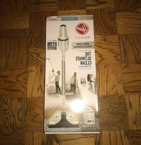 Hoover React Rapid Charge Vacuum Cleaner Perfect