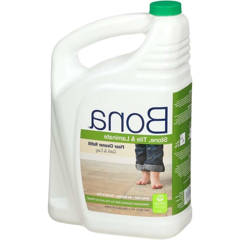 Bona and Laminate Floor Cleaner Waterbased Use Ounce