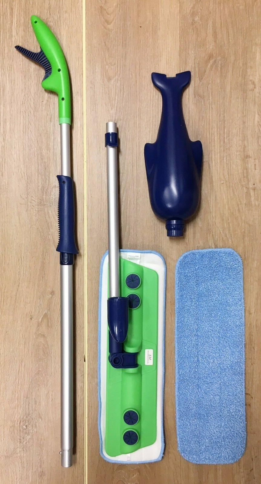 Refillable Kit with Cleaner Concentrate