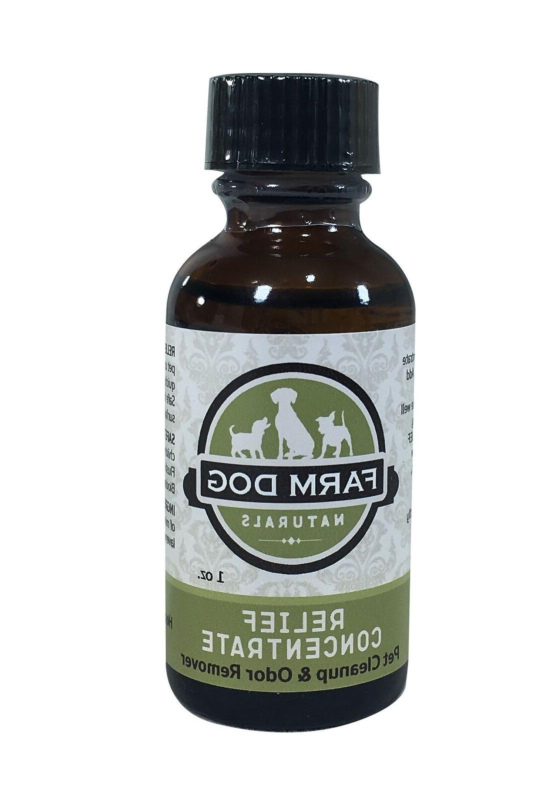 relief pet urine eco cleaners