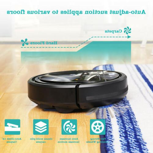 2020 Vacuum Cleaner Microfiber Floor Sweeper