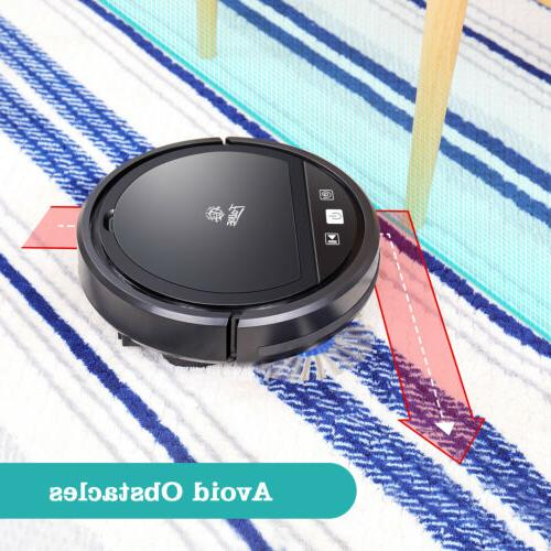2020 Smart Vacuum Cleaner Auto Cleaning Microfiber Sweeper
