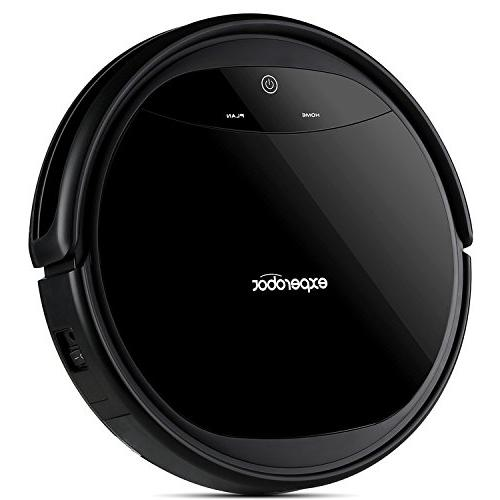 robotic vacuum cleaner strong suction