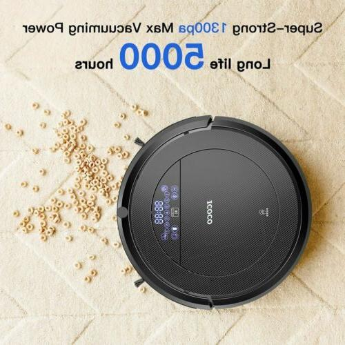 ICOCO Robotic Cleaner with Mop Machine USA