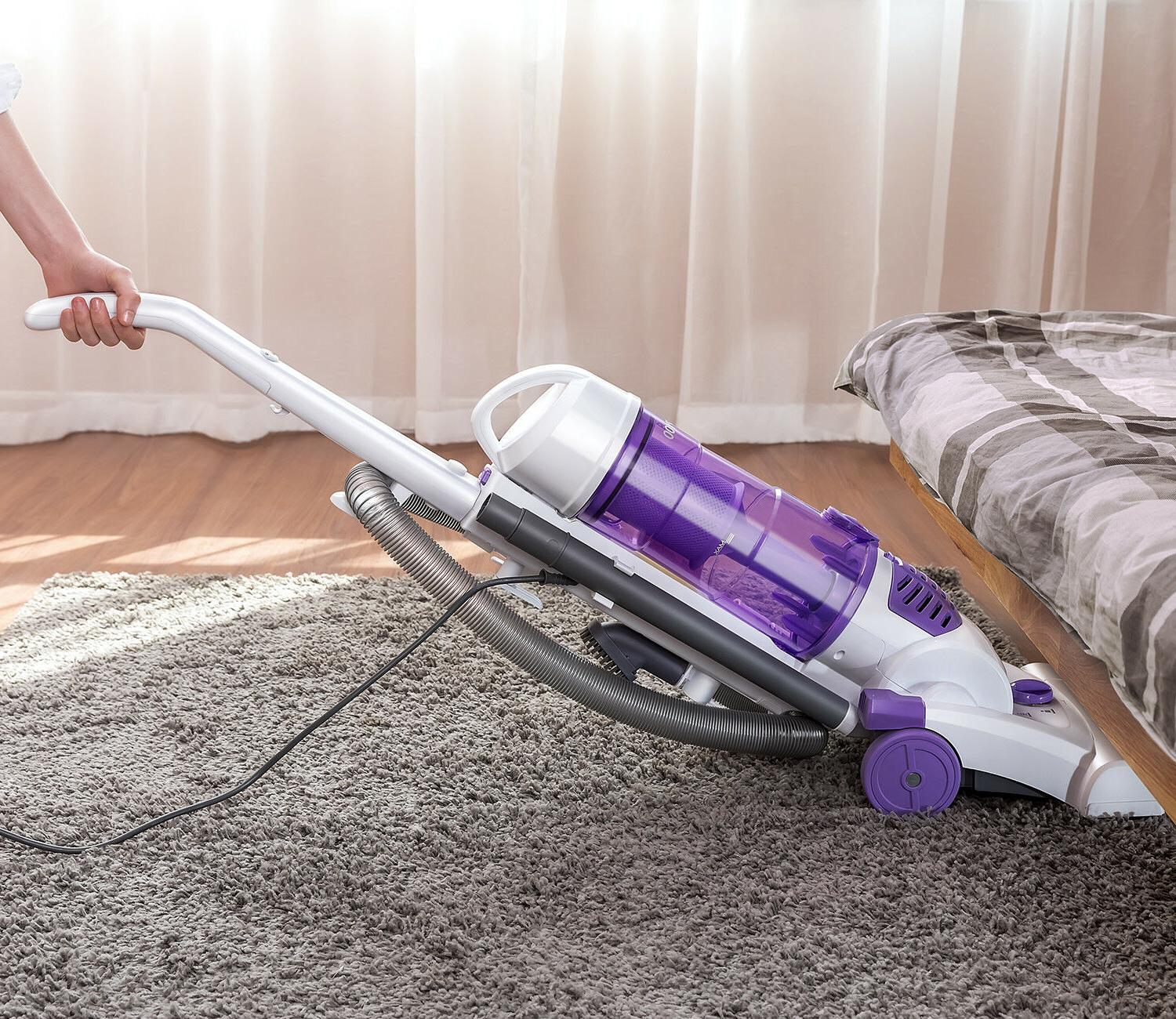 PUPPYOO Vacuum Cleaner Bagless Portable 1200W 2.9L
