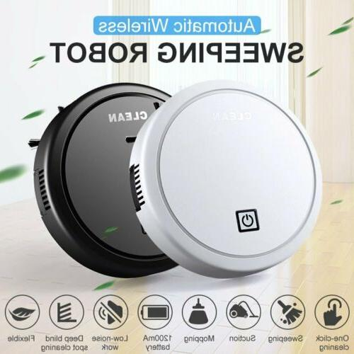 Auto Cleaning Cordless Smart Robot Vacuum Cleaner Microfiber